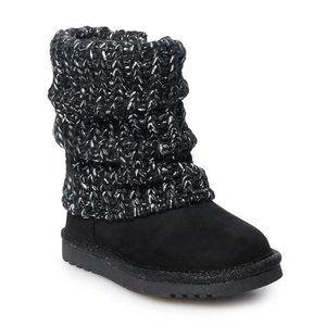 Toddler Girl Jumping Beans Meringue Winter Boots
